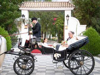 La boda de M. Angeles y Luis M.