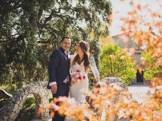 La boda de Rosa y Alberto