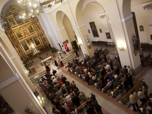 La boda de Ana y Luis en Madrid, Madrid 1