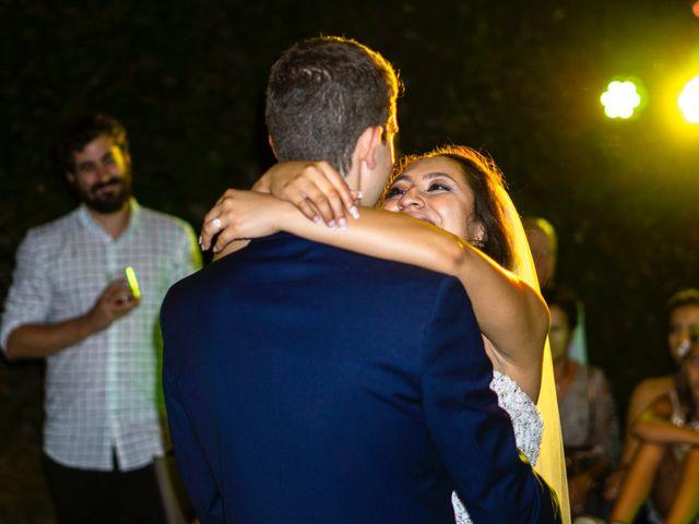 La boda de Érika y Martí