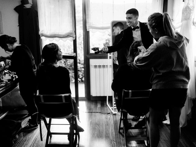 La boda de Iñaki y Raquel en Hondarribia, Guipúzcoa 9