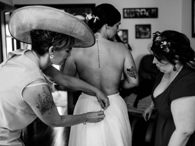 La boda de Iñaki y Raquel en Hondarribia, Guipúzcoa 18