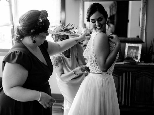 La boda de Iñaki y Raquel en Hondarribia, Guipúzcoa 19
