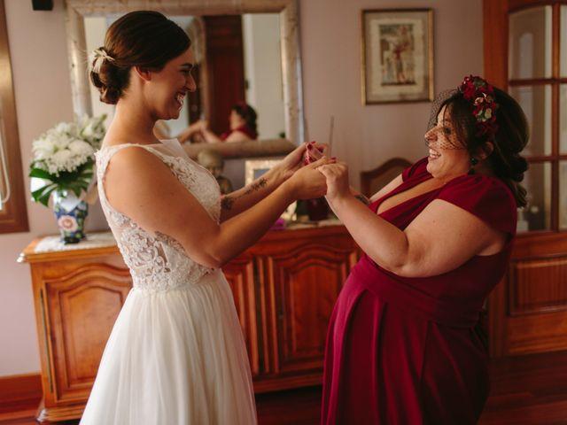 La boda de Iñaki y Raquel en Hondarribia, Guipúzcoa 20