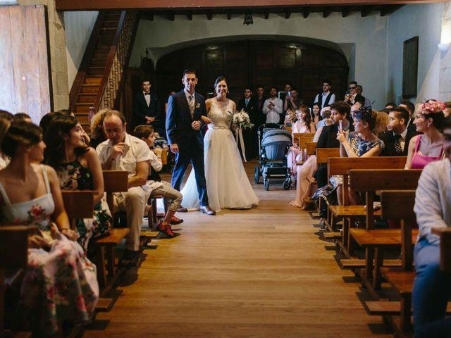 La boda de Iñaki y Raquel en Hondarribia, Guipúzcoa 29