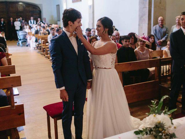La boda de Iñaki y Raquel en Hondarribia, Guipúzcoa 30