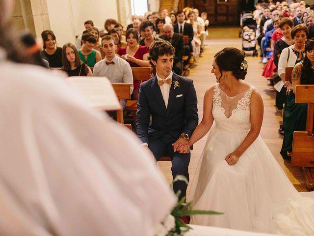 La boda de Iñaki y Raquel en Hondarribia, Guipúzcoa 34