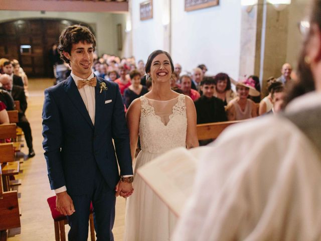 La boda de Iñaki y Raquel en Hondarribia, Guipúzcoa 35