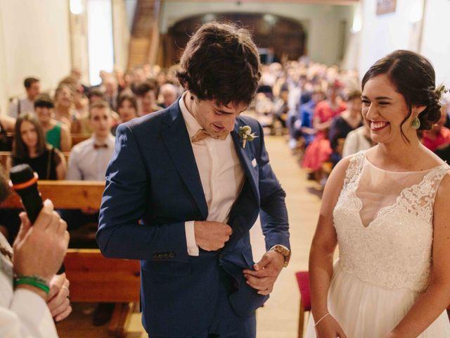 La boda de Iñaki y Raquel en Hondarribia, Guipúzcoa 36