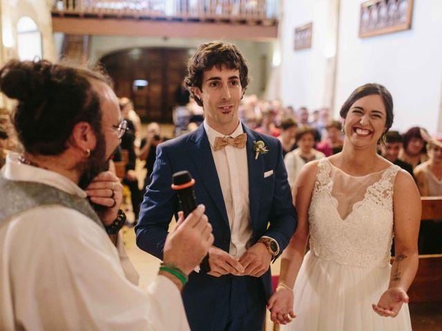 La boda de Iñaki y Raquel en Hondarribia, Guipúzcoa 37