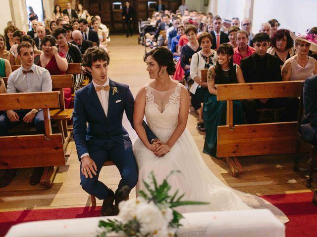 La boda de Iñaki y Raquel en Hondarribia, Guipúzcoa 39