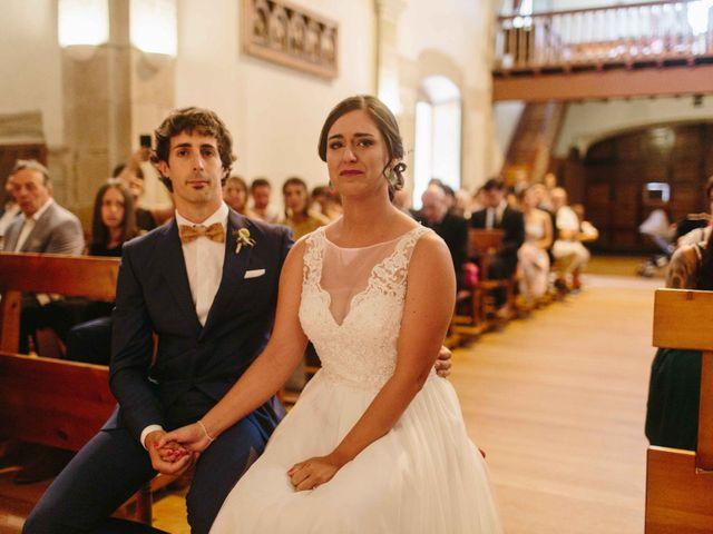 La boda de Iñaki y Raquel en Hondarribia, Guipúzcoa 42