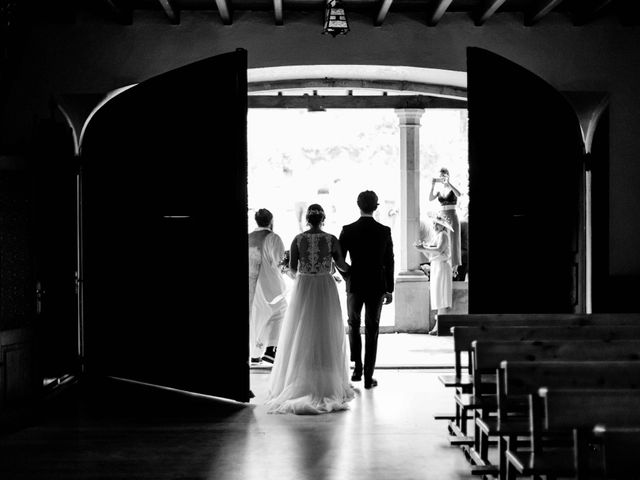 La boda de Iñaki y Raquel en Hondarribia, Guipúzcoa 45