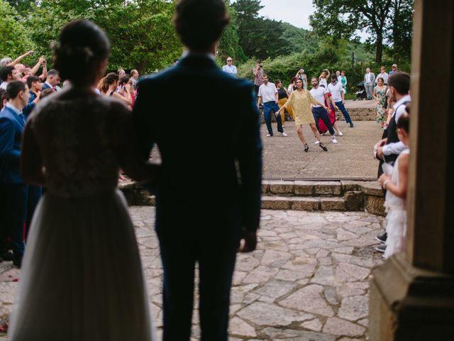 La boda de Iñaki y Raquel en Hondarribia, Guipúzcoa 46