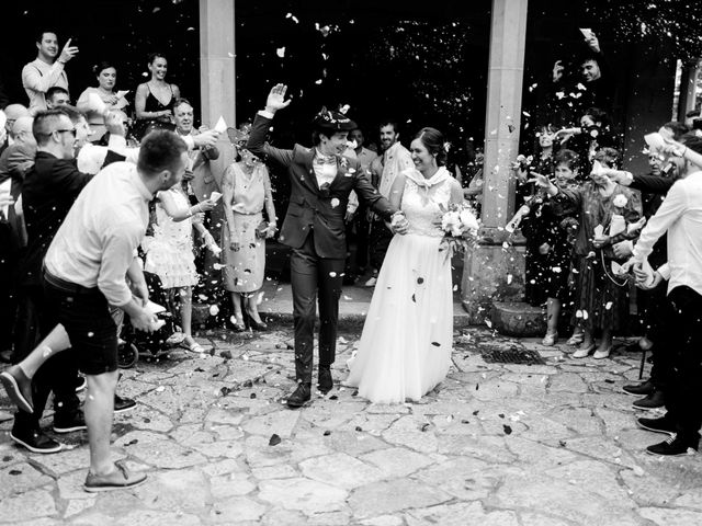 La boda de Iñaki y Raquel en Hondarribia, Guipúzcoa 47