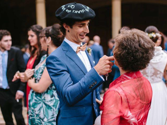 La boda de Iñaki y Raquel en Hondarribia, Guipúzcoa 50