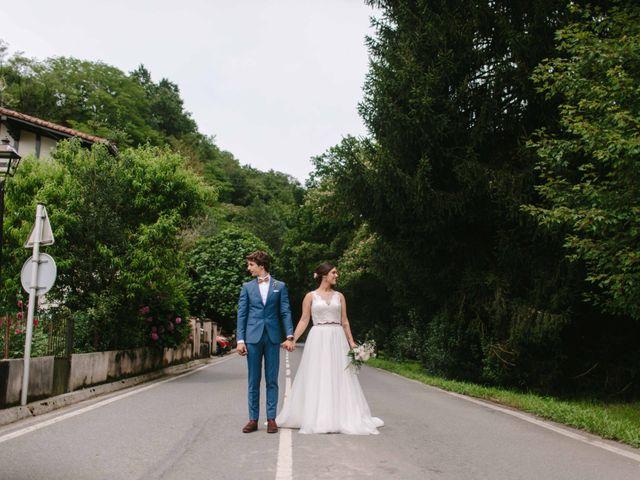 La boda de Iñaki y Raquel en Hondarribia, Guipúzcoa 53