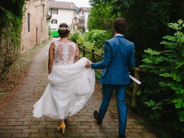 La boda de Iñaki y Raquel en Hondarribia, Guipúzcoa 55