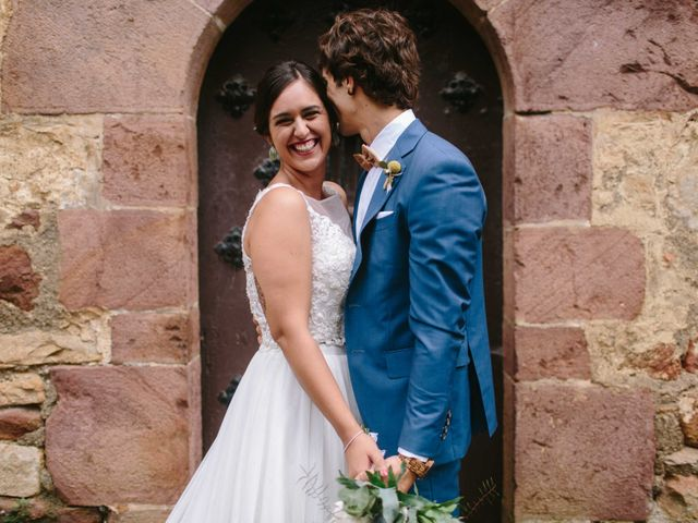 La boda de Iñaki y Raquel en Hondarribia, Guipúzcoa 57