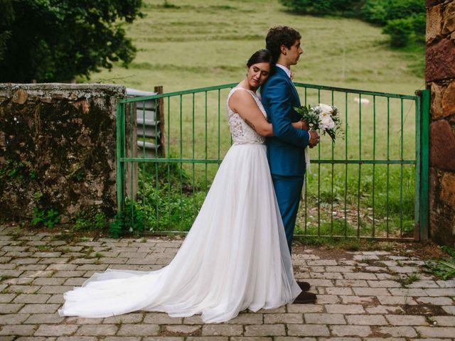 La boda de Iñaki y Raquel en Hondarribia, Guipúzcoa 58