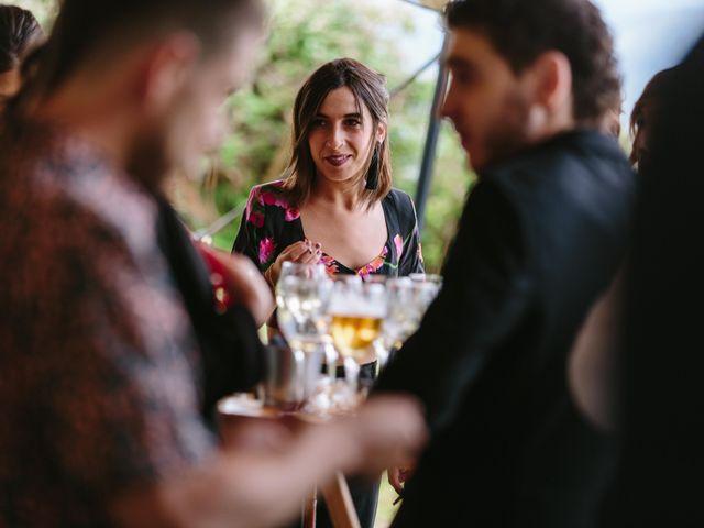 La boda de Iñaki y Raquel en Hondarribia, Guipúzcoa 61