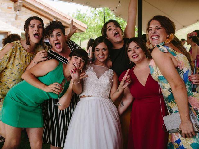 La boda de Iñaki y Raquel en Hondarribia, Guipúzcoa 69