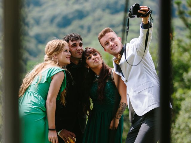 La boda de Iñaki y Raquel en Hondarribia, Guipúzcoa 70