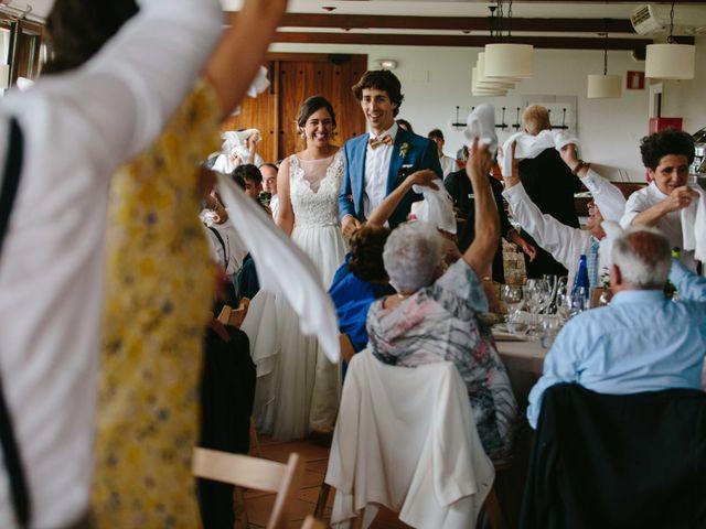 La boda de Iñaki y Raquel en Hondarribia, Guipúzcoa 74
