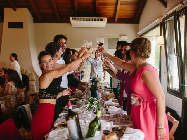 La boda de Iñaki y Raquel en Hondarribia, Guipúzcoa 75