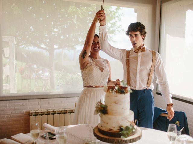 La boda de Iñaki y Raquel en Hondarribia, Guipúzcoa 77