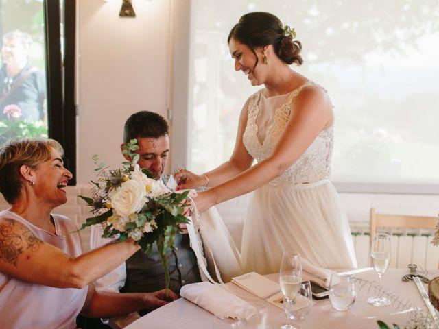 La boda de Iñaki y Raquel en Hondarribia, Guipúzcoa 81