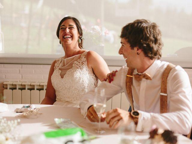 La boda de Iñaki y Raquel en Hondarribia, Guipúzcoa 88