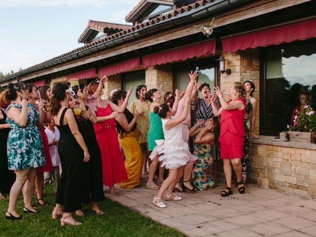 La boda de Iñaki y Raquel en Hondarribia, Guipúzcoa 90