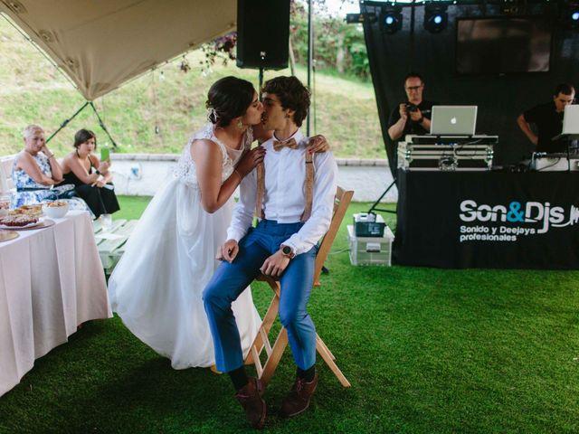 La boda de Iñaki y Raquel en Hondarribia, Guipúzcoa 92