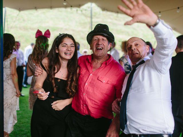 La boda de Iñaki y Raquel en Hondarribia, Guipúzcoa 98