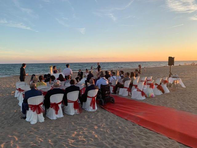La boda de Nico y Sheila en Gava, Barcelona 2