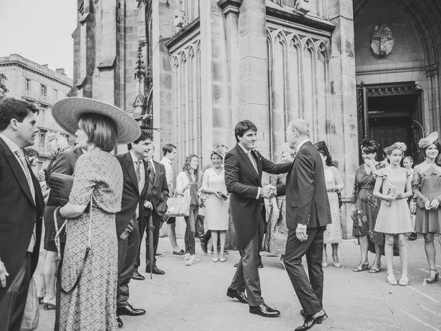 La boda de Borja y Amaia en Donostia-San Sebastián, Guipúzcoa 14