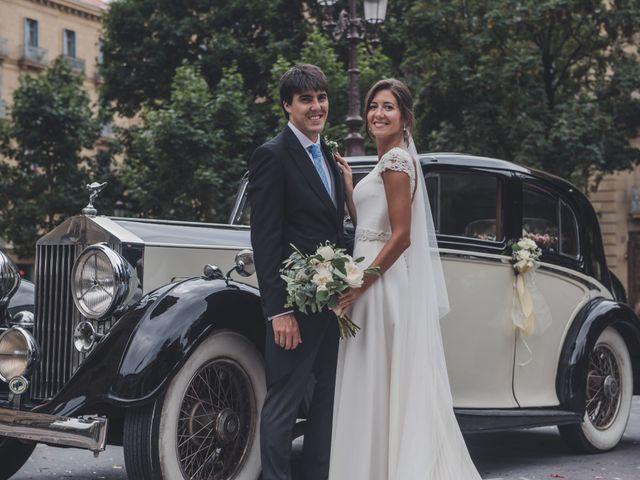 La boda de Borja y Amaia en Donostia-San Sebastián, Guipúzcoa 33