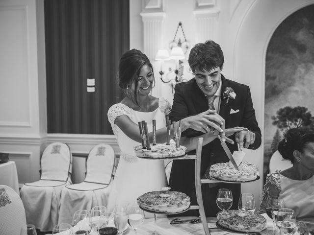 La boda de Borja y Amaia en Donostia-San Sebastián, Guipúzcoa 43