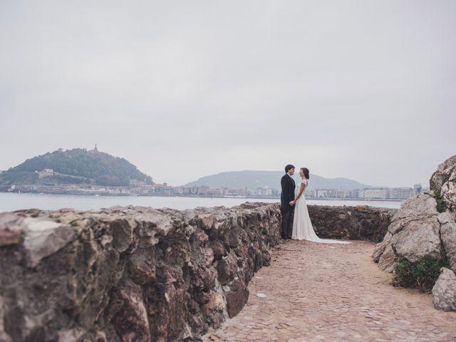 La boda de Borja y Amaia en Donostia-San Sebastián, Guipúzcoa 53