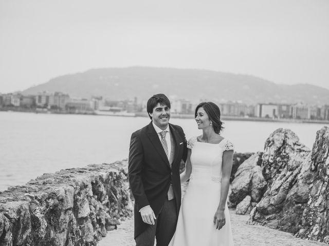 La boda de Borja y Amaia en Donostia-San Sebastián, Guipúzcoa 55