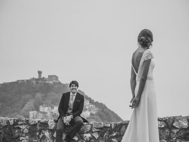 La boda de Borja y Amaia en Donostia-San Sebastián, Guipúzcoa 61