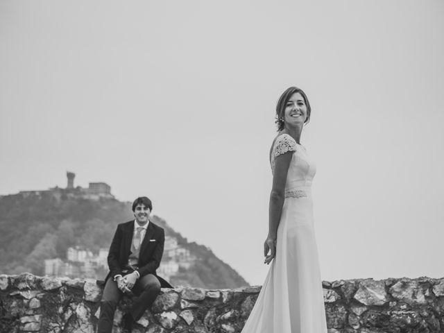 La boda de Borja y Amaia en Donostia-San Sebastián, Guipúzcoa 62