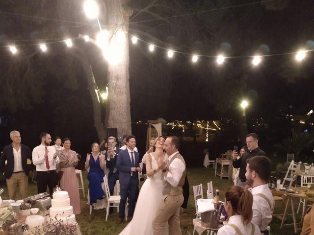 La boda de Edu y Blanca en Estación De Cartama, Málaga 2
