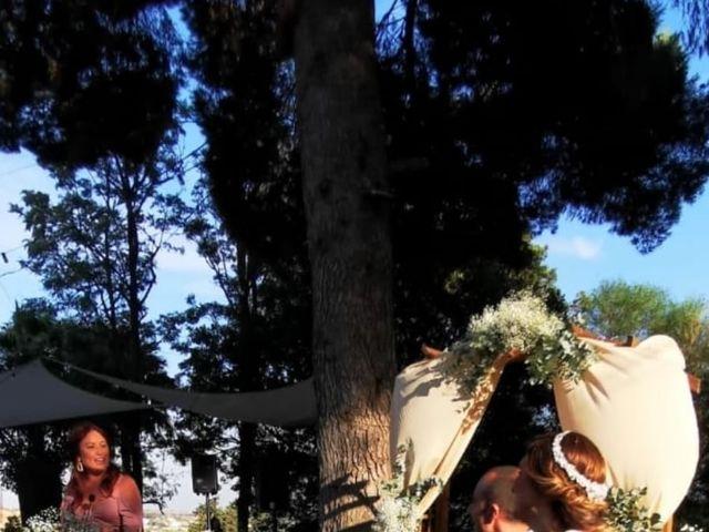 La boda de Edu y Blanca en Estación De Cartama, Málaga 6