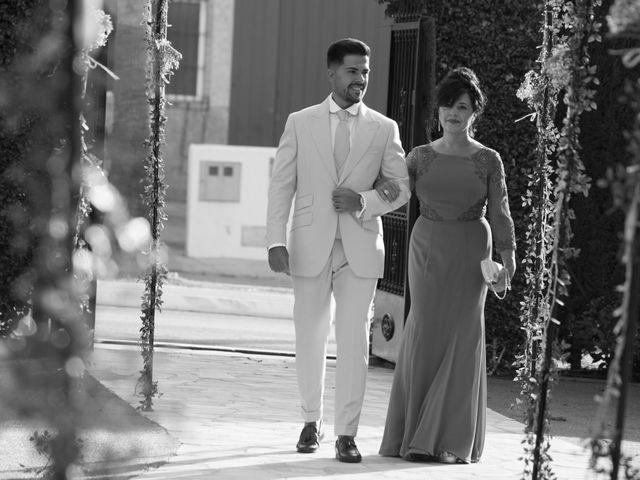 La boda de Adrian y Cristina en Alhaurin De La Torre, Málaga 3