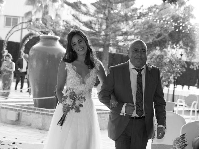 La boda de Adrian y Cristina en Alhaurin De La Torre, Málaga 4