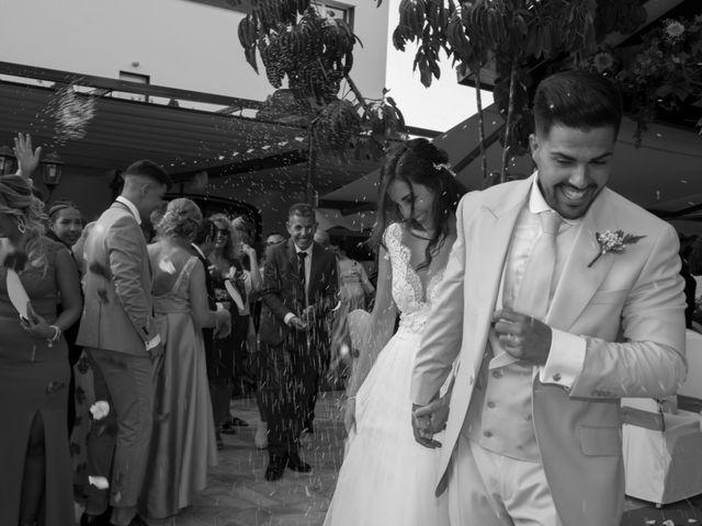La boda de Adrian y Cristina en Alhaurin De La Torre, Málaga 6