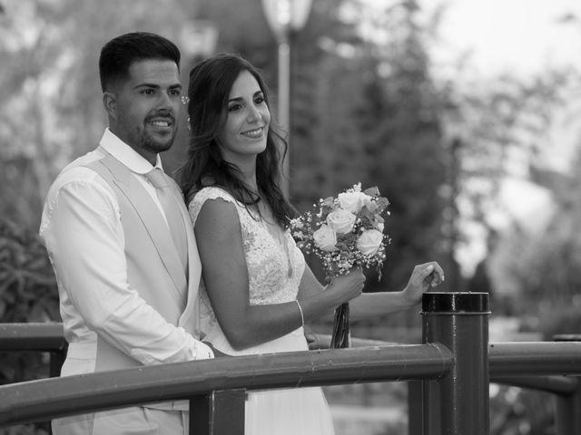 La boda de Adrian y Cristina en Alhaurin De La Torre, Málaga 8