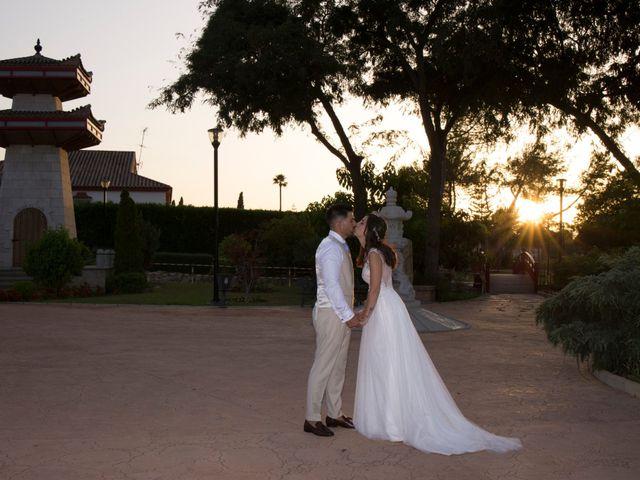La boda de Adrian y Cristina en Alhaurin De La Torre, Málaga 9